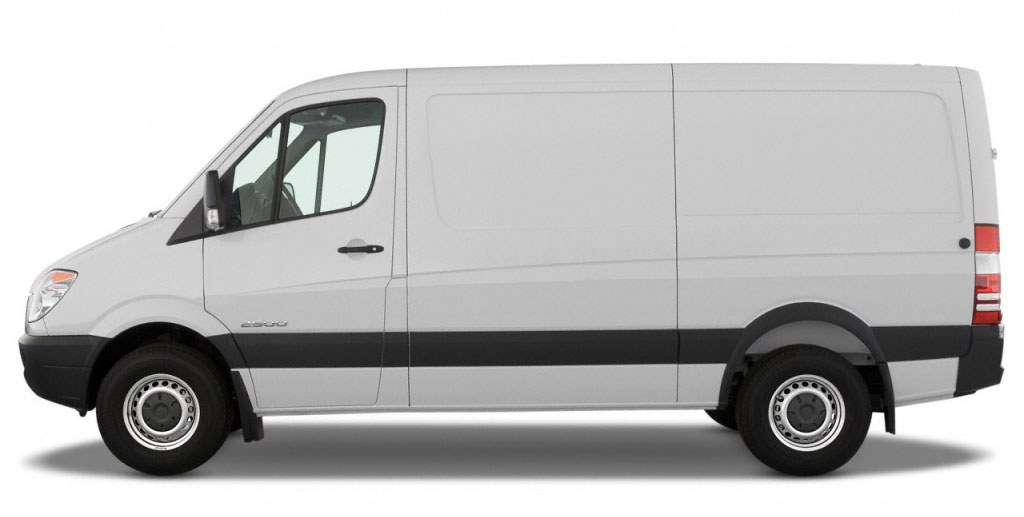Sprinter Van Service - Los Angeles County, CA