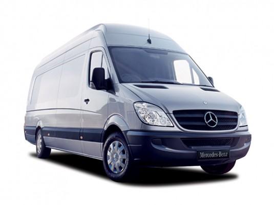Mercedes Sprinter Service - Downtown